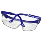 Galilee pncg 500045 Windproof Splash-proof Safety Glasses - Blue