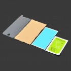 HELLO DEERE 0.22D Protective Tempered Glass Screen Protector for IPHONE 5 / 5S - Transparent