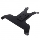"Square Wall Plate Universal PC Holder for IPAD 2 / 3 / 4, 7""~10"" Tablet - Black + Silver"