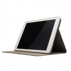 KALAIDENG Protective PU Leather Case w/ Stand for IPAD AIR - Dark Grey