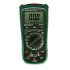 MASTECH MS8260B 2000 Counts sem contato multímetro digital AC / DC Voltage Tester - Preto + Verde