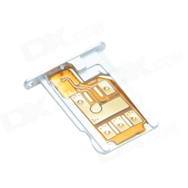 how to put iphone 5s sim card in