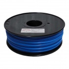 Nylon-BU-3.0-1.0 3D Printers Dedicated 3mm Filament Nylon Print Materials - Blue (1.25kg)