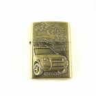 Retro Car Relivo Lighter - Antique Brass