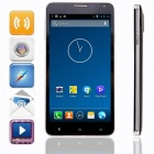 "KICCY NOTE 3 MTK6582 Quad-Core Android 4.2 WCDMA Bar Phone w/ 5.5"" IPS , Wi-Fi, GPS, ROM 4GB - Black"