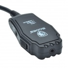 SADES SA-922 multi-funksjonelle gaming hodetelefoner / mikrofon for PC / PS3 / Xbox - svart + hvit