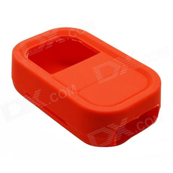 BZ112 Silicone Case for GoPro Hero 3+ / 3 Remote Controller - Reddish Orange
