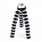 2-in-1 Multi-Function Octopus Tripod Mount for Digital Camera / GoPro Hero 4/2/3/3+ - Black + White