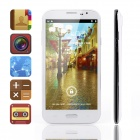 "PORTWORLD Q60 Quad Core Android 4.2 WCDMA Phone w/ 6.0"" / Wi-Fi / Bluetooth / GPS - White"