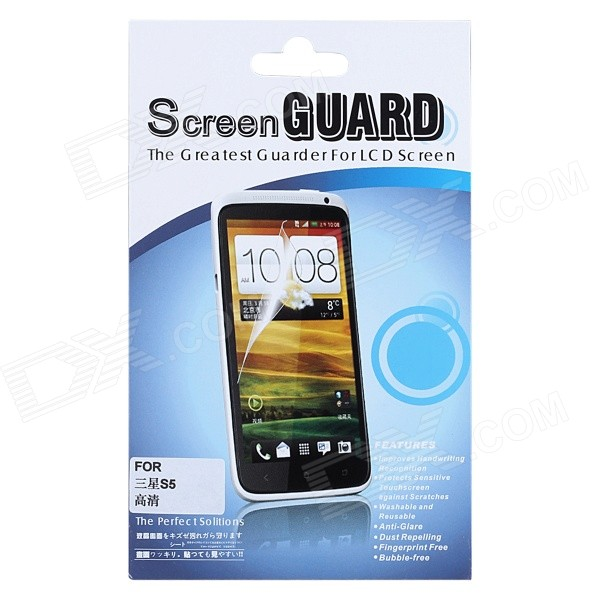 High Quality Protective ARM Screen Protector for Samsung Galaxy S5 (10 PCS) 2017new full set taekwondo protectors karate shin guard arm protector helmet body chest protector groin crotch protective guards