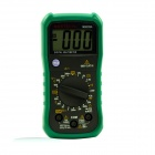 MASTECH MS8239A Mini Digital Multimeter w/ Battery Test - Black + Green