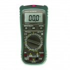 MASTECH MS8260C Non-contact Digital Multimeter w/ Temperature Test - Black + Green