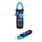 BSIDE ACM03  Auto Range Digital Clamp Meter Multimeter - Blue + Black