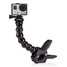 AFC01 leuat flex magic yhteinen puristin mount gopro hero - musta