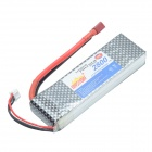 Mystery Carbon Fiber 3-pin 7.4V 2800mAh 30C Replacement Li-Poly Battery for R/C Helicopter