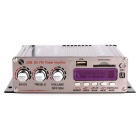 "1.8"" LED 160W Hi-Fi Stereo Amplifier MP3 Player w/ FM / SD / USB for Car / Motorcycle"