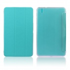 ENKAY ENK-7041 PU Leather Case w/ Stand for Samsung Galaxy Tab Pro 8.4 T320 / T321 - Light Blue