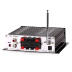 "1.8"" LED 320W Hi-Fi Stereo Amplifier MP3 Player w/ FM / SD / USB for Car / Motorcycle"