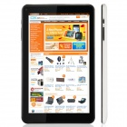 "GT91H 9.0 ""Dual Core Android 4.2 Tablet PC avec 512 Mo de RAM, ROM 8 Go, appareil photo, Wi-Fi-Blanc"