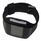 RQ-04 Bluetooth V3.0 Digital Watch w/ Mic - Black