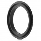 EOS-58mm Lens Reversal Ring for Canon Camera - Black