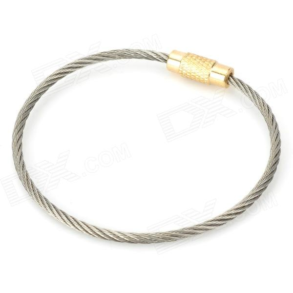 EDCGEAR Copper Head Stainless Steel Wire Coil