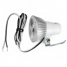 exLED Electric Car / Motorcycle High Power 3W 3-LED 6000K 300lm Energy Saving Spotlights (12V~80V)