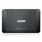 "YEAHPAD BUDDY9 9.0 ""4.2 Android Dual Core Tablet PC w / WiFi, double caméra, 512 Mo de RAM, 8GB ROM - noir"