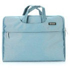 "Ultra-Slim Nylon Tote Bag for 13.3"" Tablet PC / Laptop - Blue"