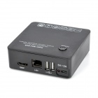 N6200-4E 4-CH Mini N6200-4E HD Network Video Recorder