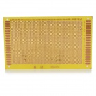 9 x 15cm Universal Experiment Organic Resin Circuit Board - Yellow