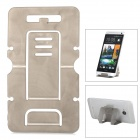 Universal Portable Stand Holder for Cell Phone - Grey