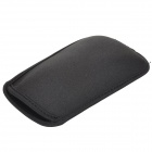 Protective Neoprene Inner Bag Pouch for Samsung i9080 - Black
