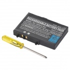 "Portable GENCA-003 ""1800mAh"" Rechargeable Battery w/ Screwdriver for Nintendo NDS Lite"