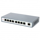 8-port 802.3 Fast 100Mbps POE Ethernet Desktop Switch