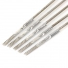 T-7M1 316L Clinical Stainless Steel Tattoo Needle w/ Sterilizer Piece - Silver (50 PCS)