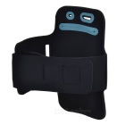 SUNSHINE Sports Velcro Arm Bag for Samsung Galaxy S5 / i9600 - Black