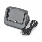 Convenient Charging Station for Samsung Galaxy S5 - Black