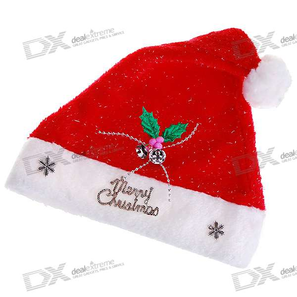 Merry Christmas Red Christmas Hat