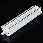 R7S 9W 450lm 6000K 60-SMD 5050 LED White Dimmable Corn Lamp (85~265V)