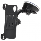 +158 Style 360 Degree Rotate ABS Suction Cup Car Mount Holder for Google Nexus5 - Black