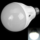E27 7W 300lm 6000K 30-SMD 2835 LED White Light Bulb Lamp (85~265V)