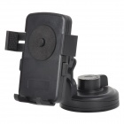 Universal 360 Degree Rotate Suction Cup Car Mount Holder for Mobile Phone - Black
