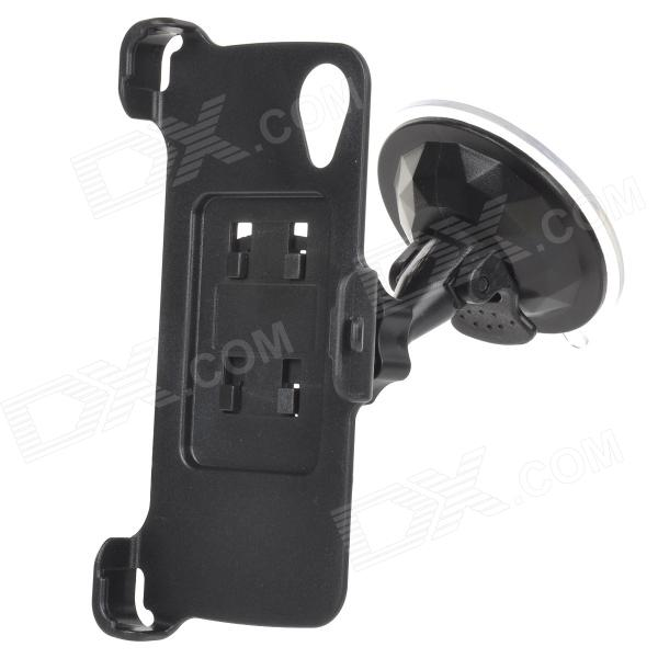 G Style Suction Cup ABS Car Mount Holder for Google Nexus5+ - Black baseus car phone holder black