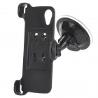 G Style Suction Cup ABS Car Mount Holder for Google Nexus5+ - Black
