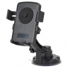 Universal 360 Degree Rotate Car Mount Holder for Mobile Phone - Black