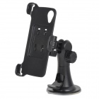 ABS Suction Cup Stand Mount Holder for Google Nexus5 - Black