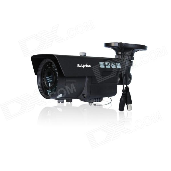 SANNCE CCD 700TVL Day / Night Vision Bullet Security CCTV Camera w/ OSD (for NTSC Country)