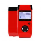 MileSeey dTape 2 Digital Laser Distance Measuring Meter Laser Rangefinder - Red + Black