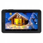 "KNC MD711 7.0"" Dual Core Android 4.2.2 GSM Tablet PC w/ 512MB RAM, 8GB ROM, Bluetooth, SIM - Black"
